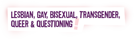 Lesbian, Gay, Bisexual, Transgender and Queer Questioning