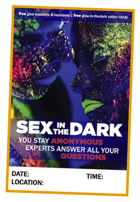 Sex in the Dark color poster